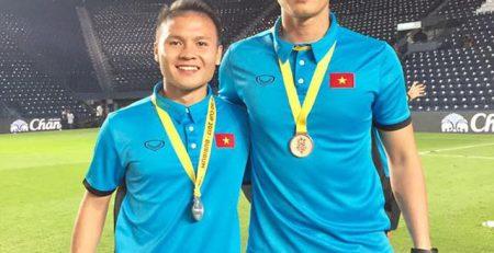 Ngoài Bùi Tiến Dũng U23 Việt Nam còn có một thủ môn khác