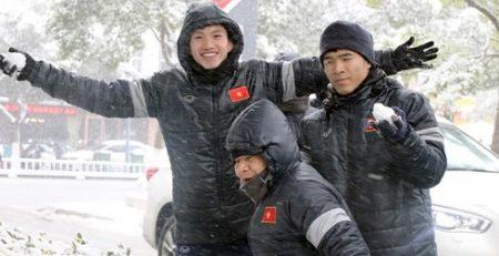 Trận chung kết U23 châu Á