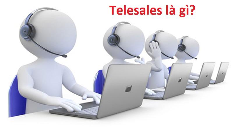 Telesales là gì